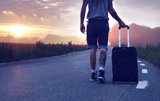 Należy zdawać sobie sprawę z tego jak wielką rzeczą są w naszym życiu podróże