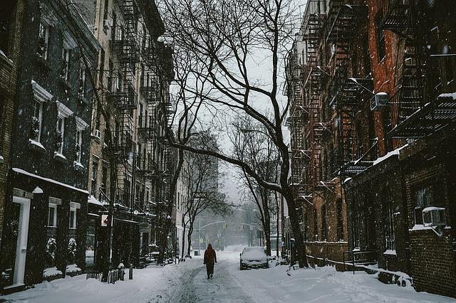 Zima- martwy okres