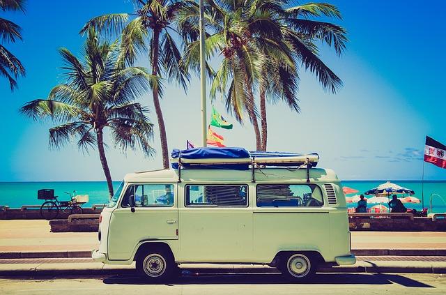 Jakie kierunki wybieramy na wakacje?